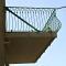 מרפסת תלויה ברחוב סוכות 10 חיפה